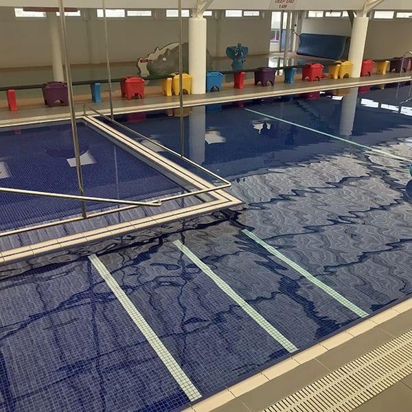 Swimming Pool at South End Caravan Park