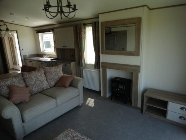 South End Caravan Park Holiday Home